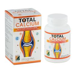 VIÊN CANXI TỔNG HỢP - NUTRIDOM TOTAL CALCIUM